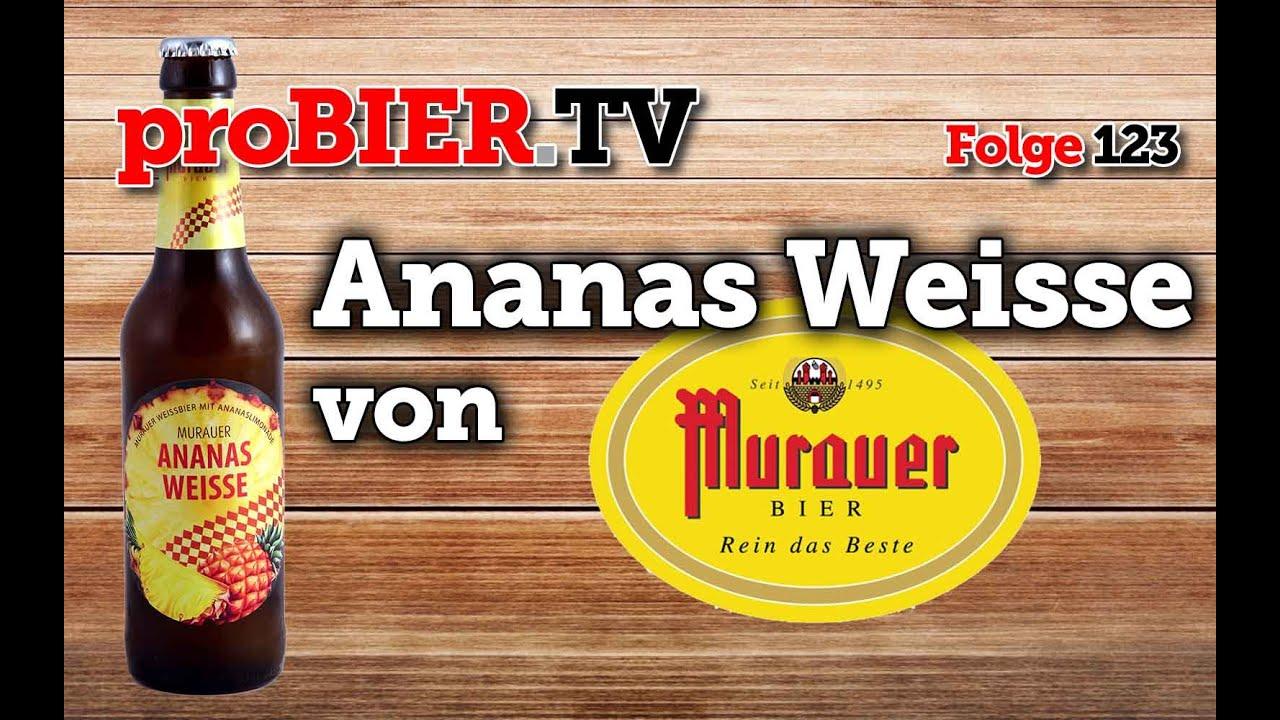 Tropical Styria – Die Ananas Weisse von Murauer