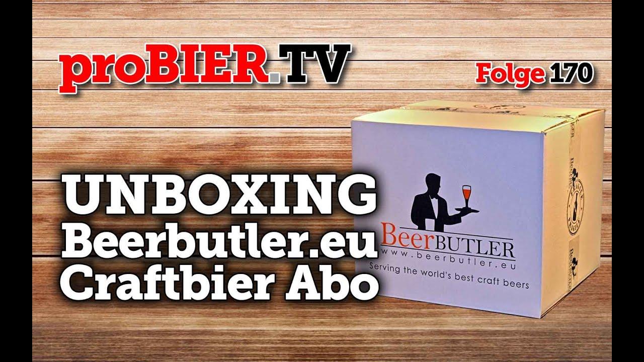 UNBOXING – Beerbutler.eu Craftbier Abobox