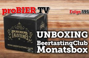 UNBOXING Beertasting.Club Monatsbox April