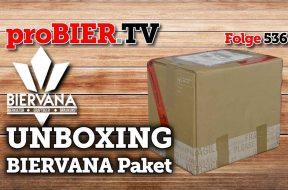 UNBOXING – Bierpaket von Biervana München