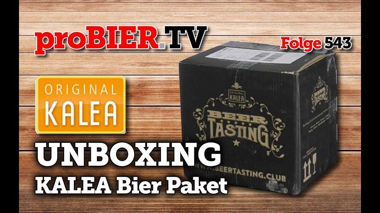 UNBOXING – Bierpaket von Kalea ist angekommen