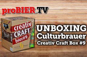 UNBOXING der Culturbrauer Creativ Craft Box #9
