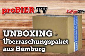 UNBOXING: Hundspaket aus Hamburg, was da wohl drin ist?