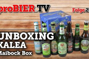 UNBOXING – Kalea again – Maibock Box