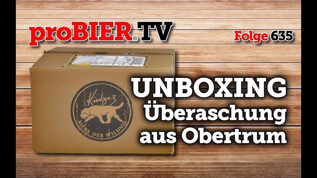 UNBOXING – Paket aus Obertrum