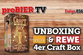 UNBOXING – REWE 4er Kalea Craftbierbox