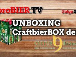 VIDEO: Unboxing der neuen CulturbrauerBox