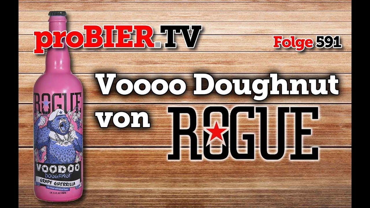Voodoo Doughnut von der Rogue Grape Guerrilla