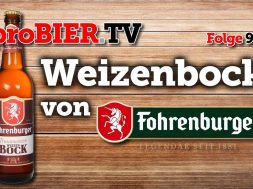 Weizenbock von Fohrenburger | proBIER.TV – Craft Beer Review #995 [4K]
