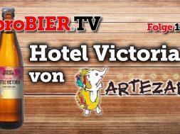 Welcome to the Hotel Victoria – Browar Artezan