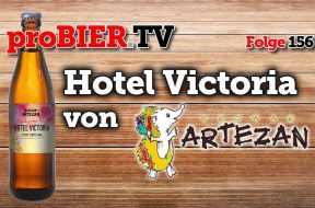 Welcome to the Hotel Victoria – Browar Artezan