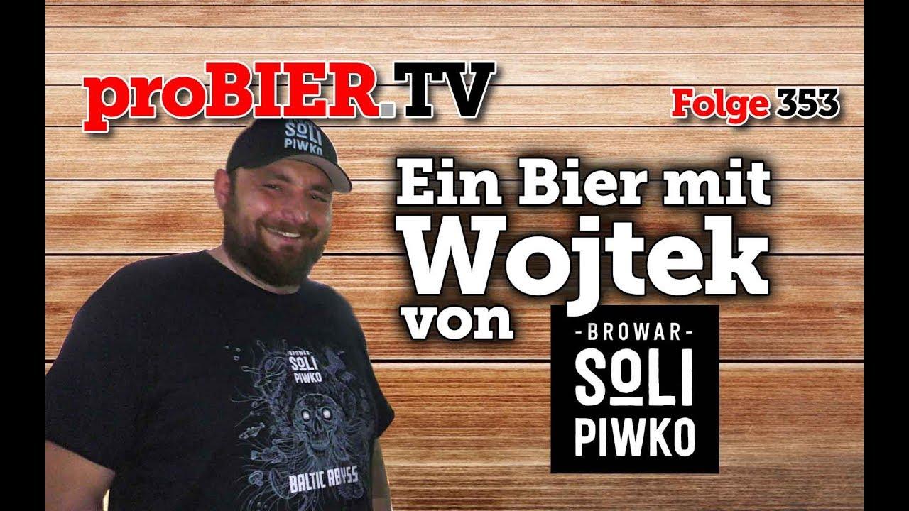 Wojtek ist der Größte – Browar Solipiwko