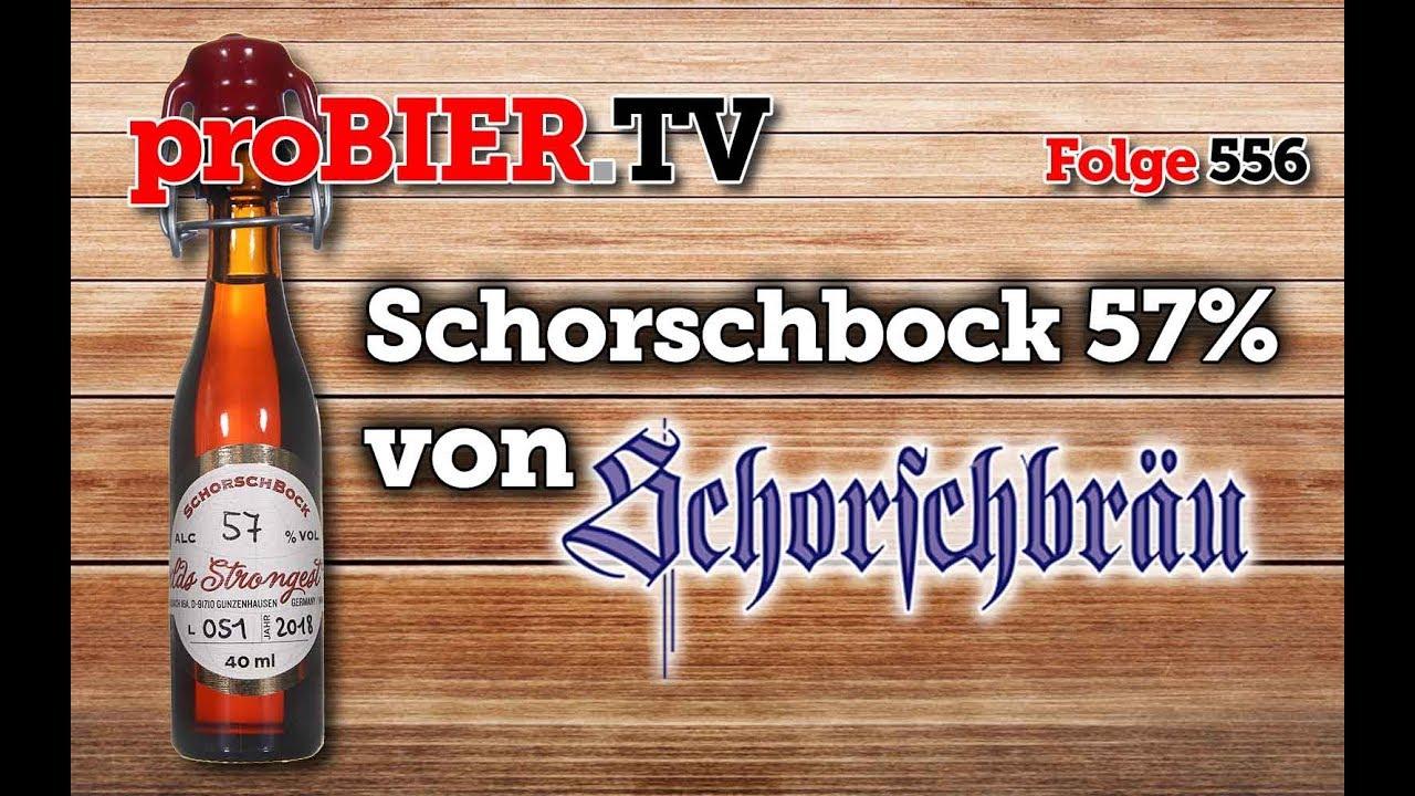 Worlds strongest beer – Schorschbock 57% von Schorschbräu