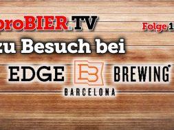Zu Besuch bei Edge Brewing Barcelona