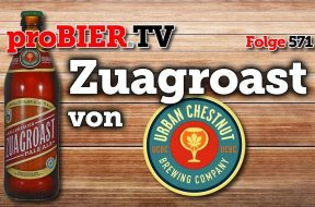 Zuagroast – USA meets Bavaria – Urban Chestnut