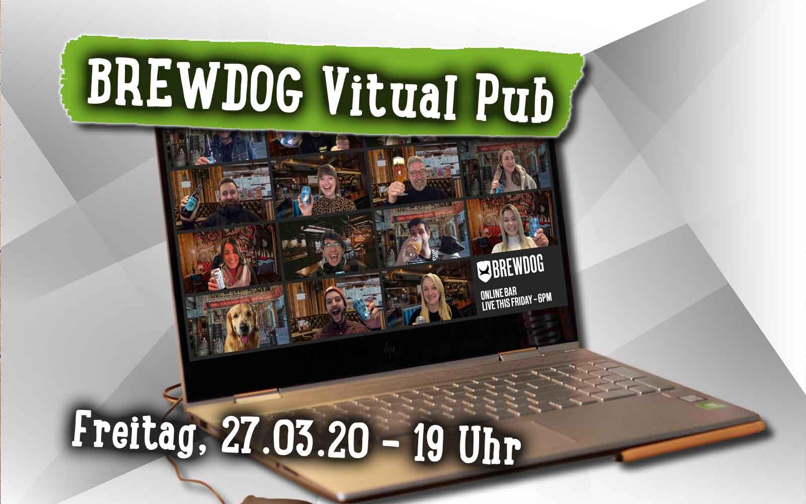 BrewDog eröffnet 102 virtuelle Bars