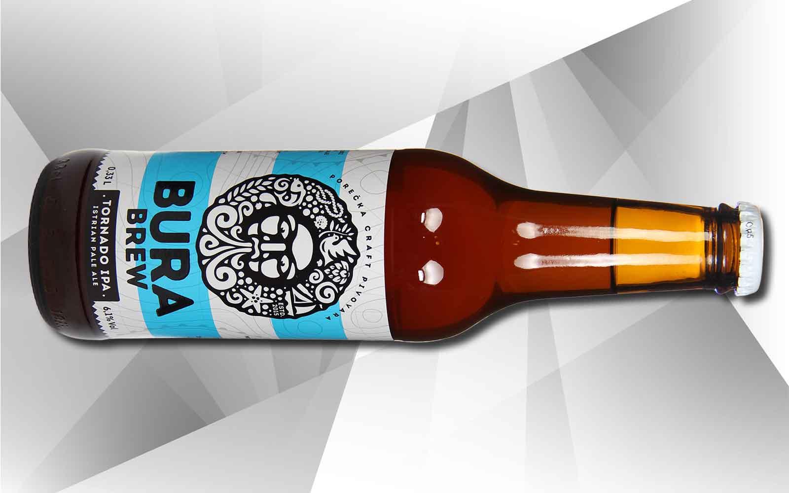 Bura Brew erzeugt hopfigen Tornado
