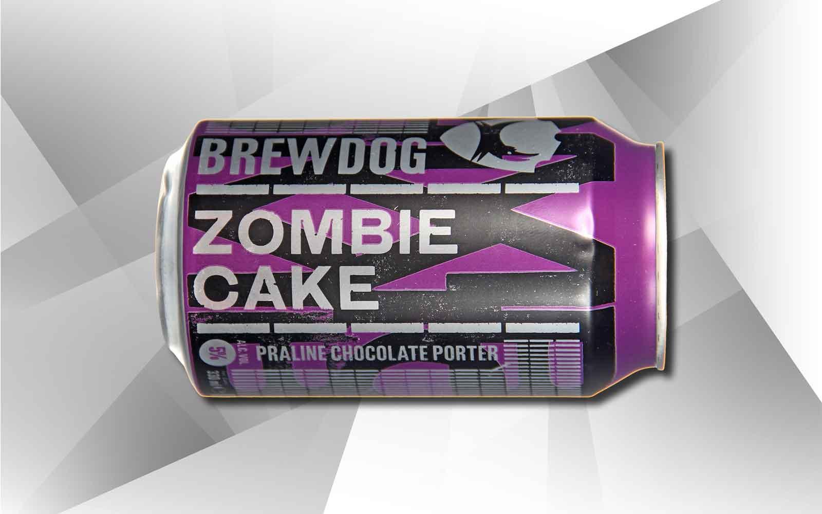 Kuchenbacken mit Untoten – Brewdogs Zombie Cake