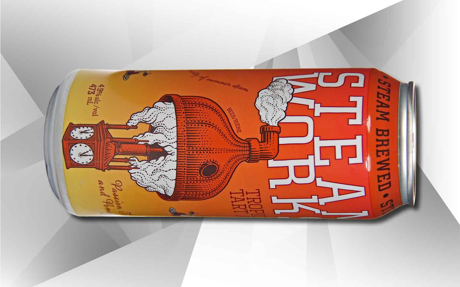 Tropical Tart Ale von Steamworks