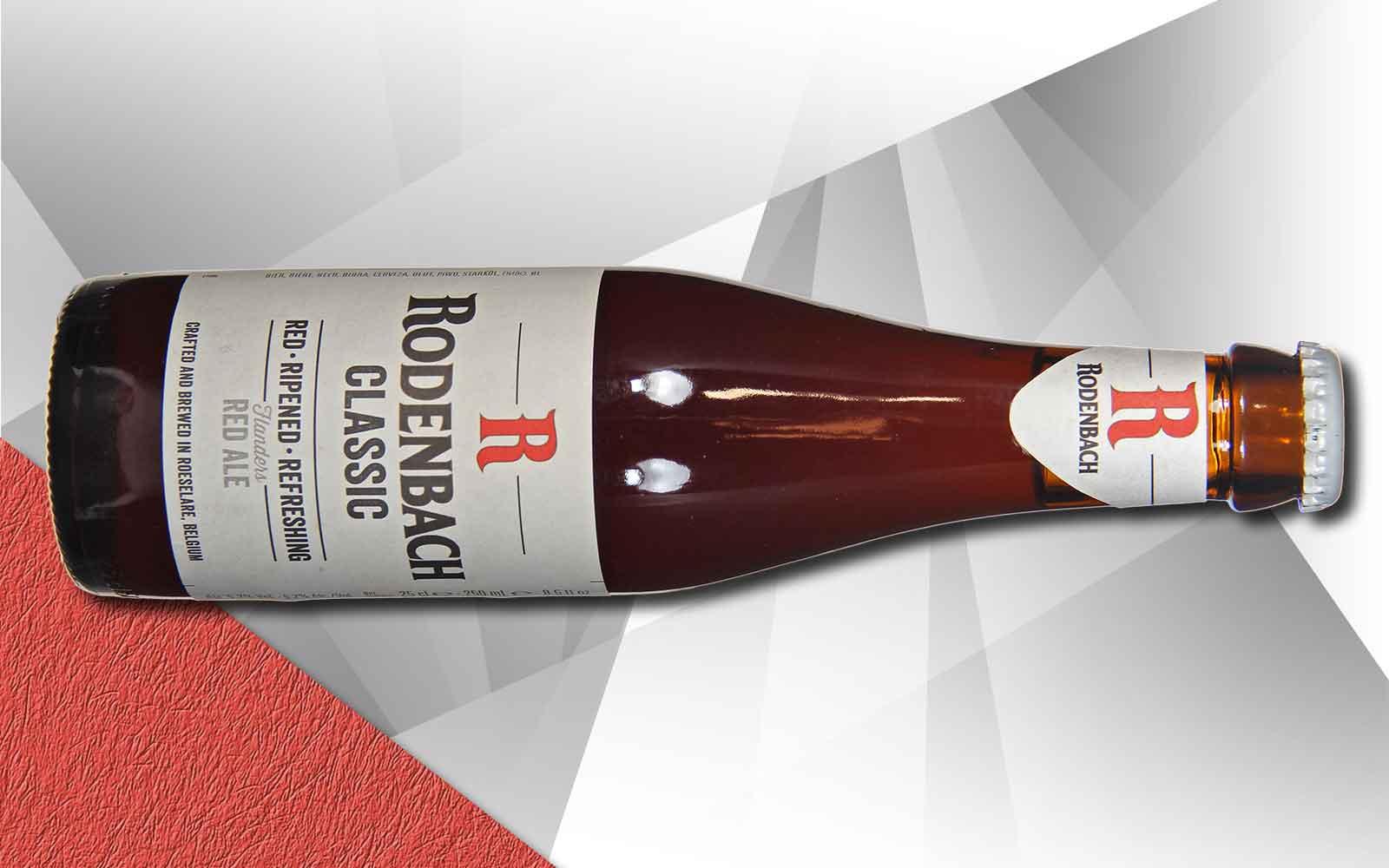 Klassisch Rotes aus Flandern von Rodenbach