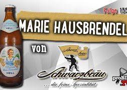 Marie Hausbrendel von Schwarzbräu | Craft Bier Verkostung #1350