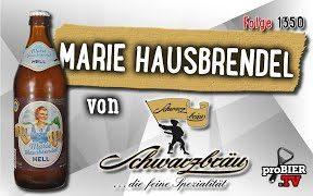 Marie Hausbrendel von Schwarzbräu   Craft Bier Verkostung #1350