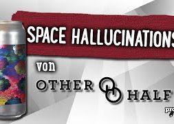 Space Hallucinations von Other Half Brewing | Craft Bier Verkostung #1492