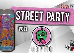 Street Party von Hopito | Craft Bier Verkostung #1334