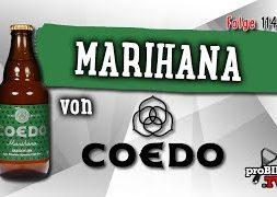 Marihana von Coedo | proBIER.TV – Craft Beer Review #1142 [4K]