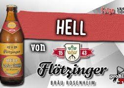 Hell von Flötzinger | Craft Bier Verkostung #1354