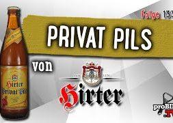 Privat Pils von Hirter   Craft Bier Verkostung #1339