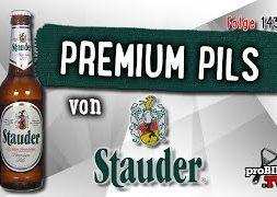Premium Pils von Privatbrauerei Jacob Stauder   Craft Bier Verkostung #1435