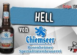 Hell von Chiemseer | Craft Bier Verkostung #1360