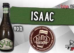 Isaac von Birra Baladin | Craft Bier Verkostung #1322