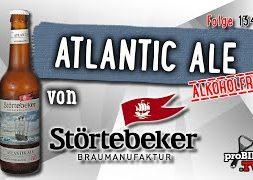 Atlantik Ale AF von Störtebeker | Craft Bier Verkostung #1344