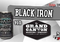 Black Iron IPA von Grand Canyon Brewing Co.| proBIER.TV – Craft Beer Review #1147 [4K]