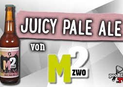 Juicy Pale Ale von Mzwo | Craft Bier Verkostung #1480
