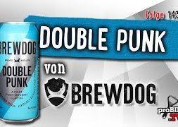 Double Punk IPA von Brewdog | Craft Bier Verkostung #1433