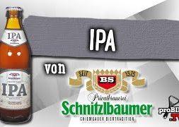 IPA von Schnitzlbaumer   Craft Bier Verkostung #1557