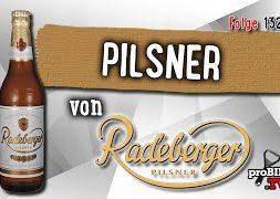 Pilsner von Radeberger   Bier Verkostung #1328
