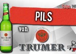 Pils von Trumer | Craft Bier Verkostung #1403