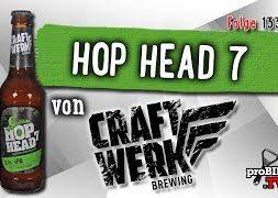 Hop Head 7 von Craftwerk | Craft Bier Verkostung #1336