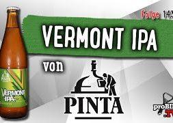 Vermont IPA von Browar Pinta | Craft Bier Verkostung #1439