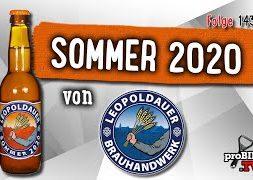 Sommer 2020 von Leopoldauer Brauhandwerk | Craft Bier Verkostung #1436