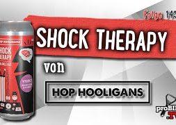 Shock Therapy von HopHooligans   Craft Bier Verkostung #1452