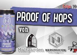 Proof of Hops von Nepomucen/Maltgarden | Craft Bier Verkostung #1440