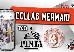 Collab PL: Mermaid von Browar Pinta | Craft Bier Verkostung #1393