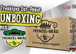 UNBOXING | Ost-Paket von Frenzel Bräu mit freakigen Bieren | Craft Bier Video #1326