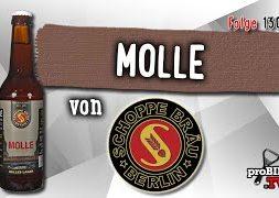 Molle von Schoppe Bräu | Craft Bier Verkostung #1309