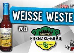 Weisse Weste IPA von Frenzel Bräu   Craft Bier Verkostung #1437